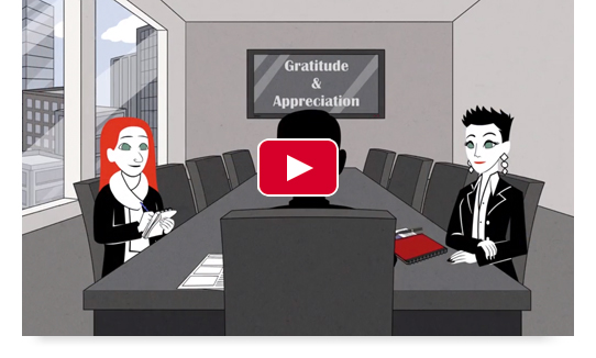 GRATITUDE & APPRECIATION